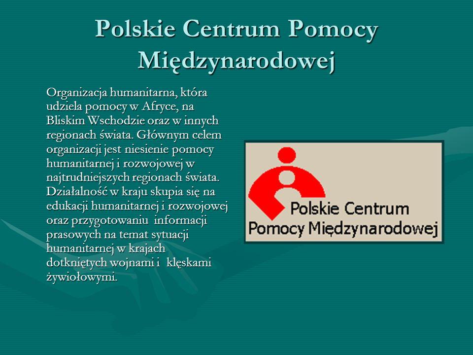 Polskie Centrum Pomocy Międzynarodowej