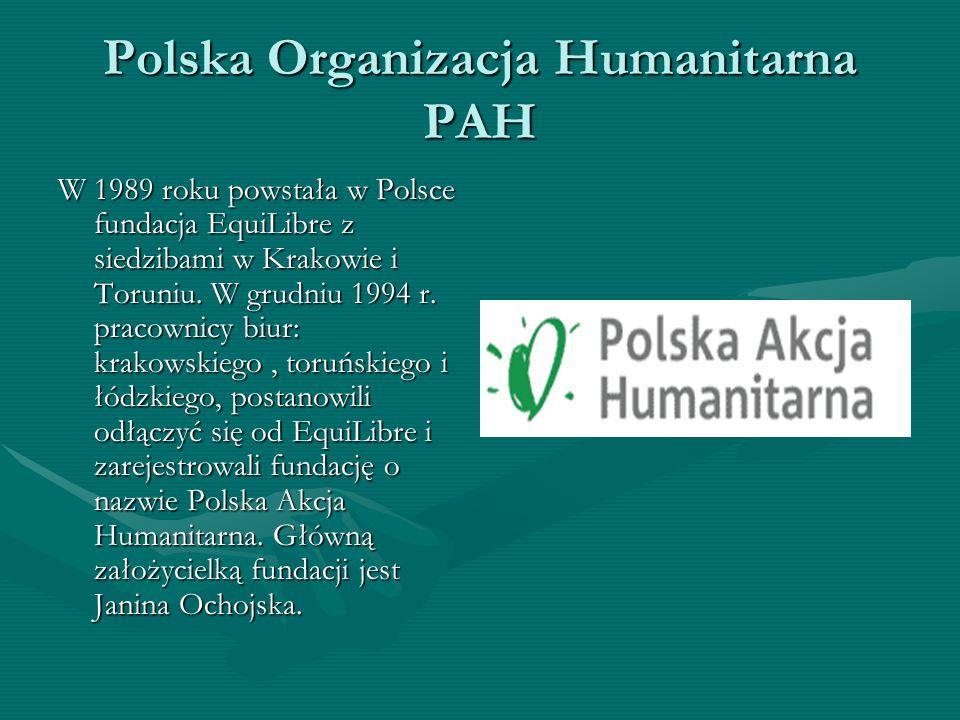 Polska Organizacja Humanitarna PAH