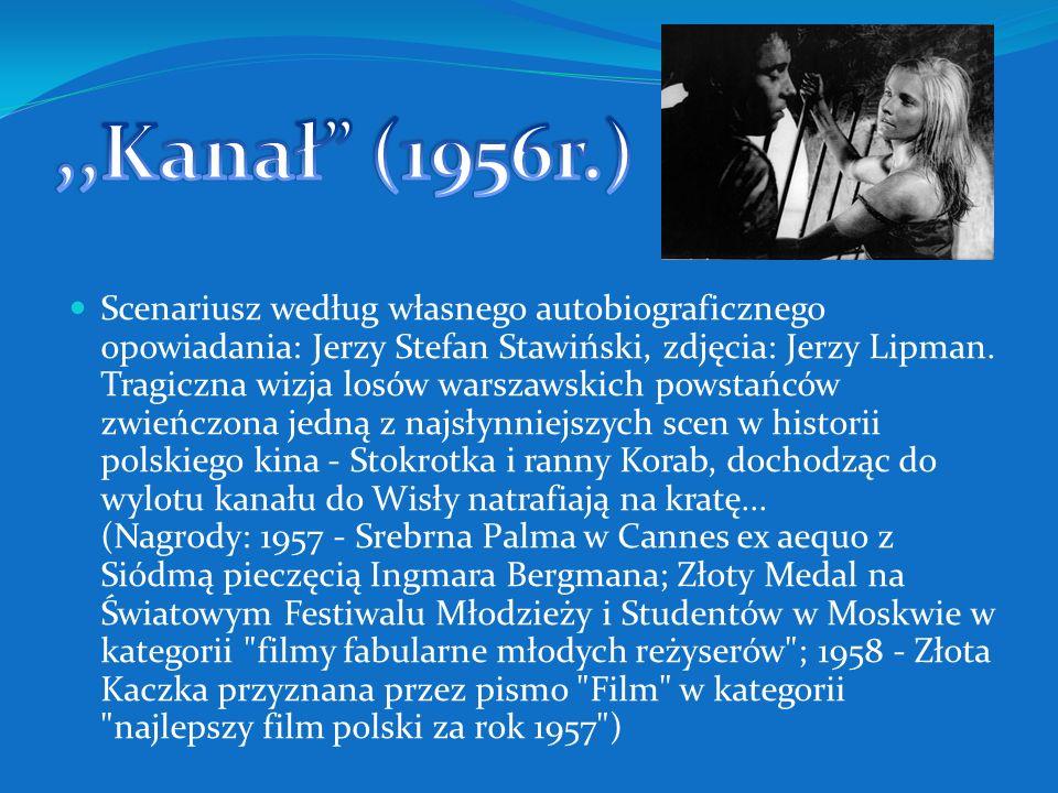,,Kanał (1956r.)