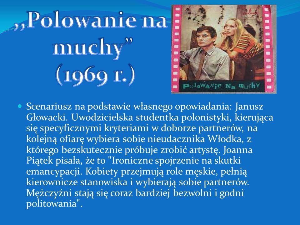 ,,Polowanie na muchy (1969 r.)