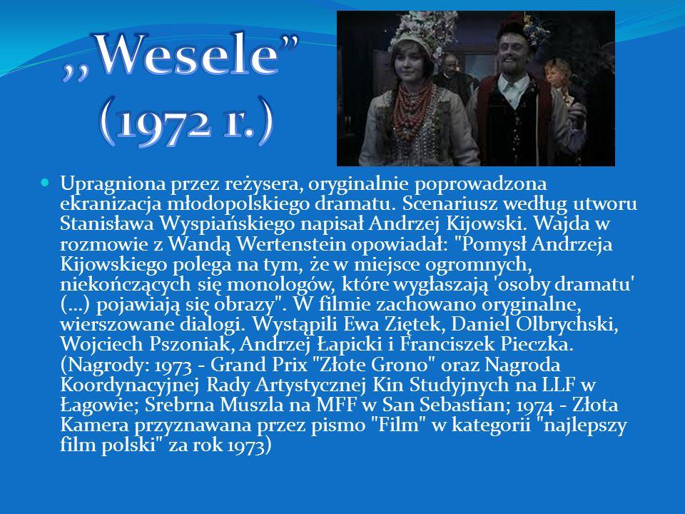 ,,Wesele (1972 r.)