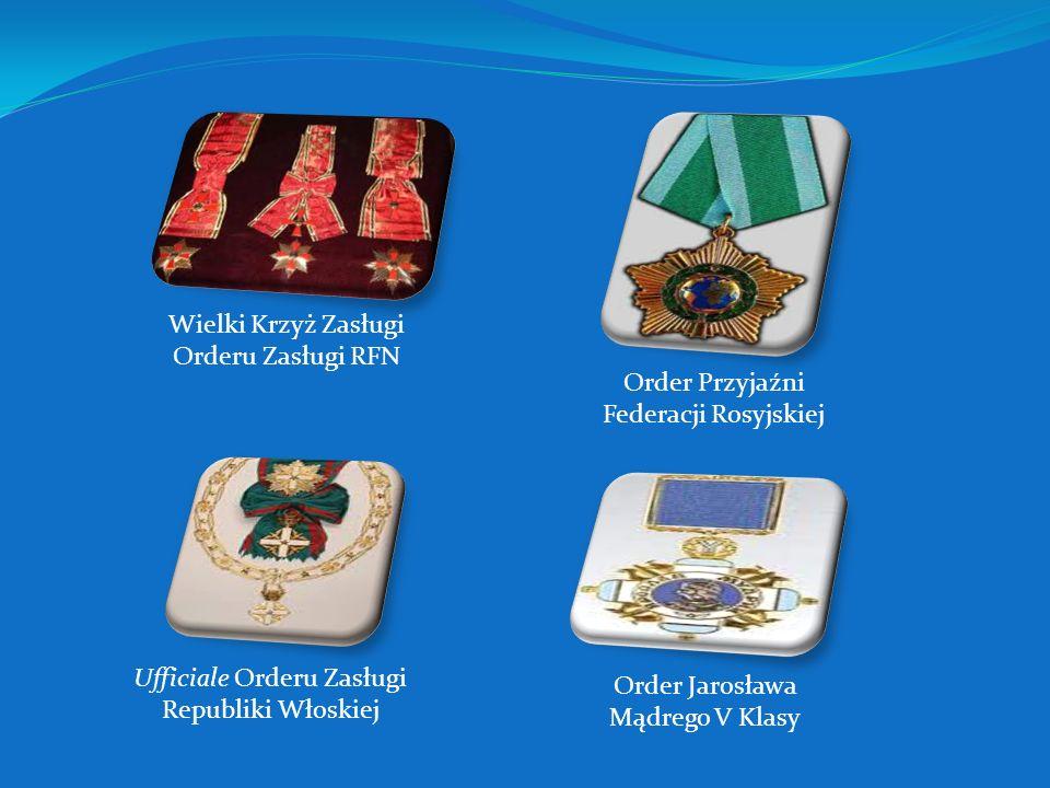 Wielki Krzyż Zasługi Orderu Zasługi RFN