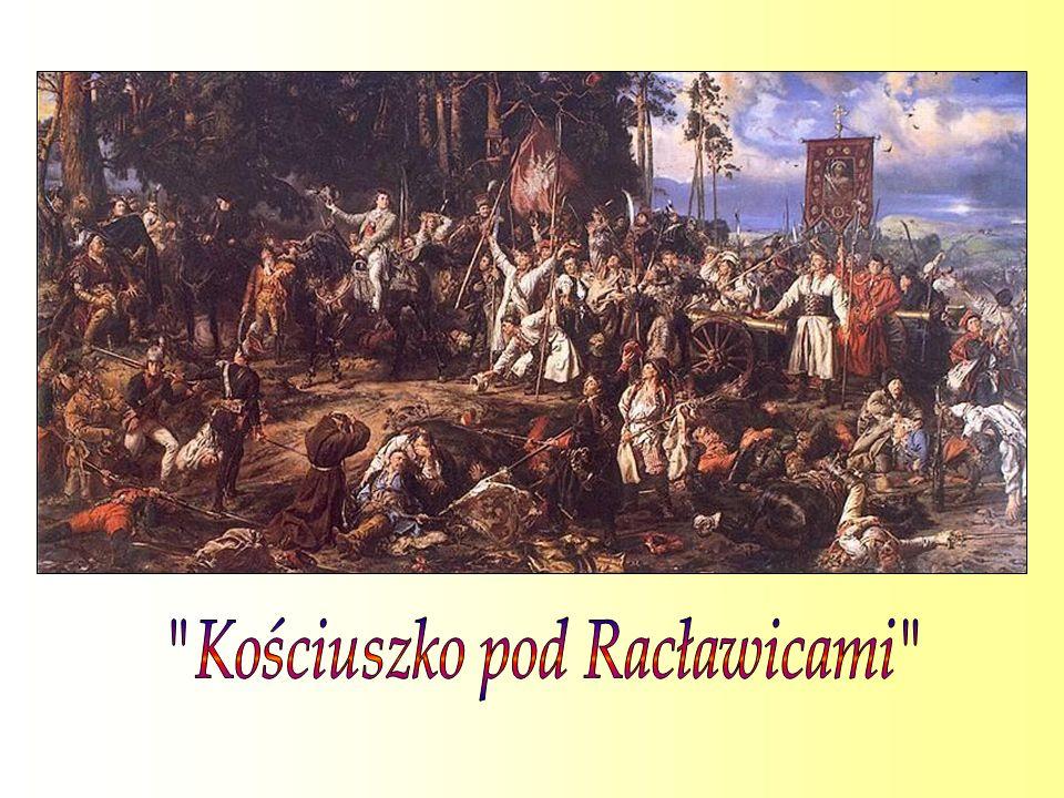 Kościuszko pod Racławicami
