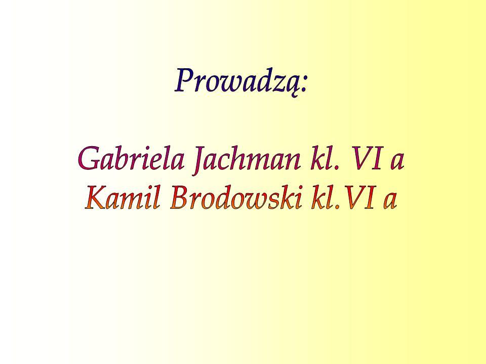 Gabriela Jachman kl. VI a