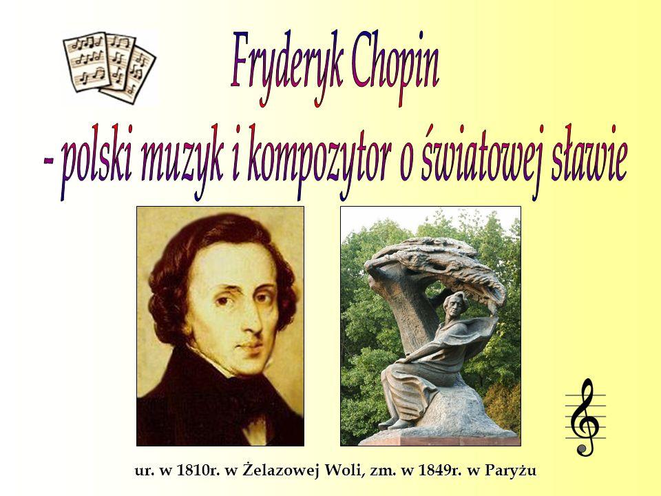 - polski muzyk i kompozytor o światowej sławie