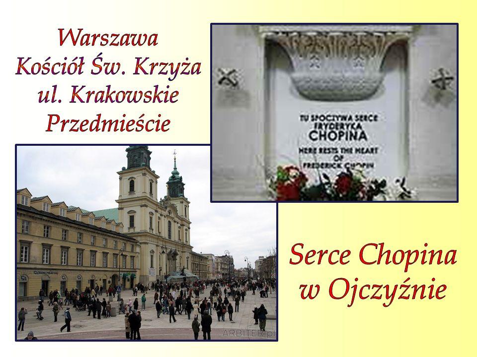 ul. Krakowskie Przedmieście