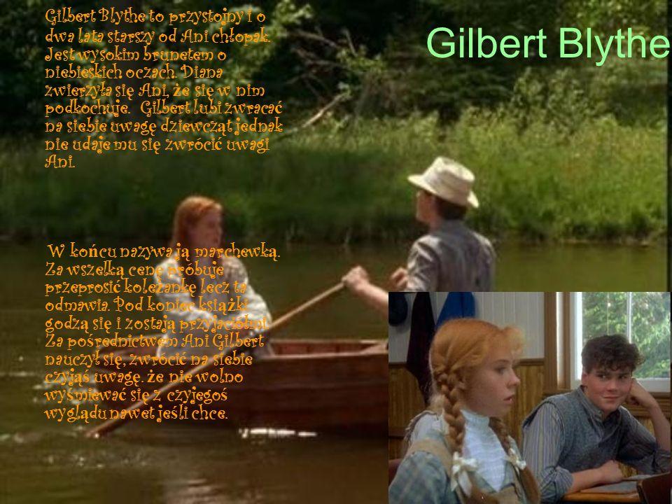Gilbert Blythe