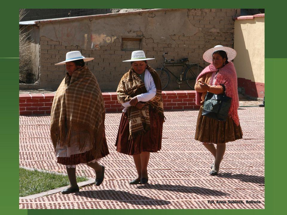 Fot. Anna Sobiech, Boliwia