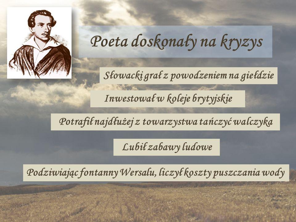 Poeta doskonały na kryzys