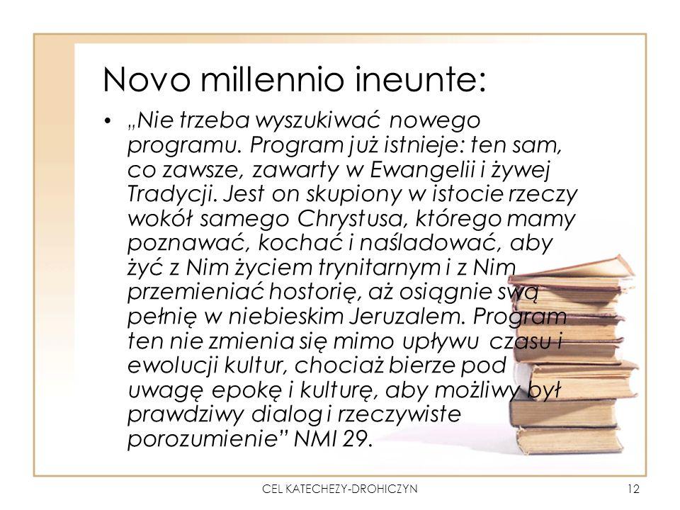 Novo millennio ineunte: