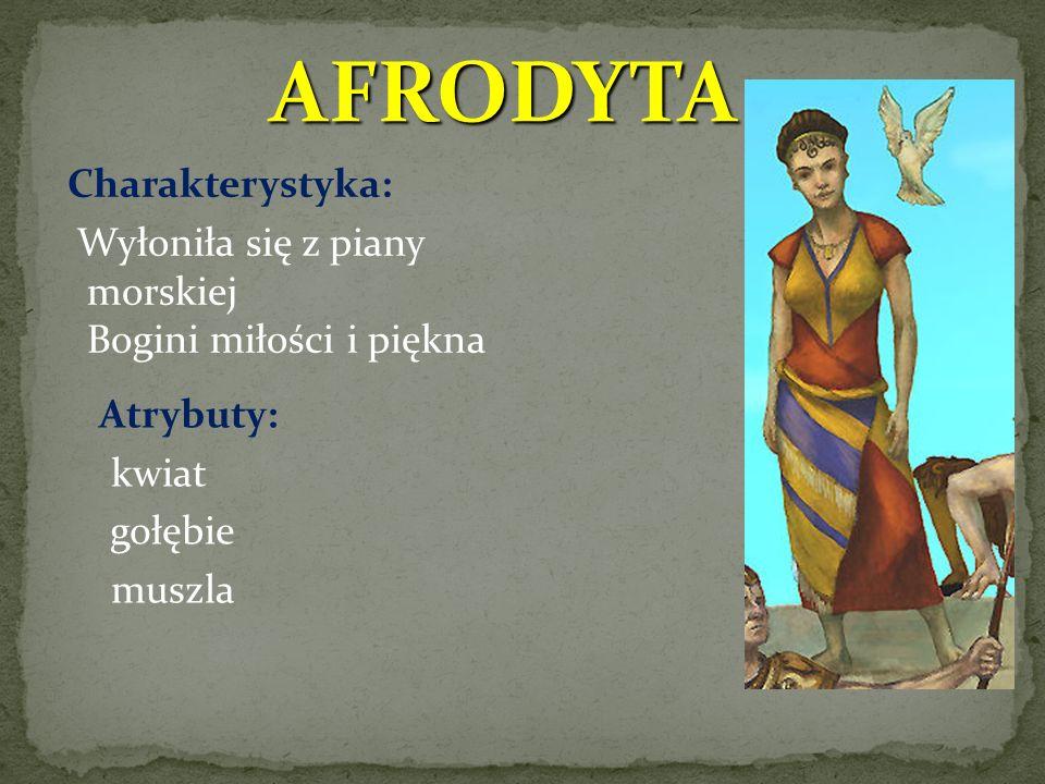 AFRODYTA Charakterystyka: