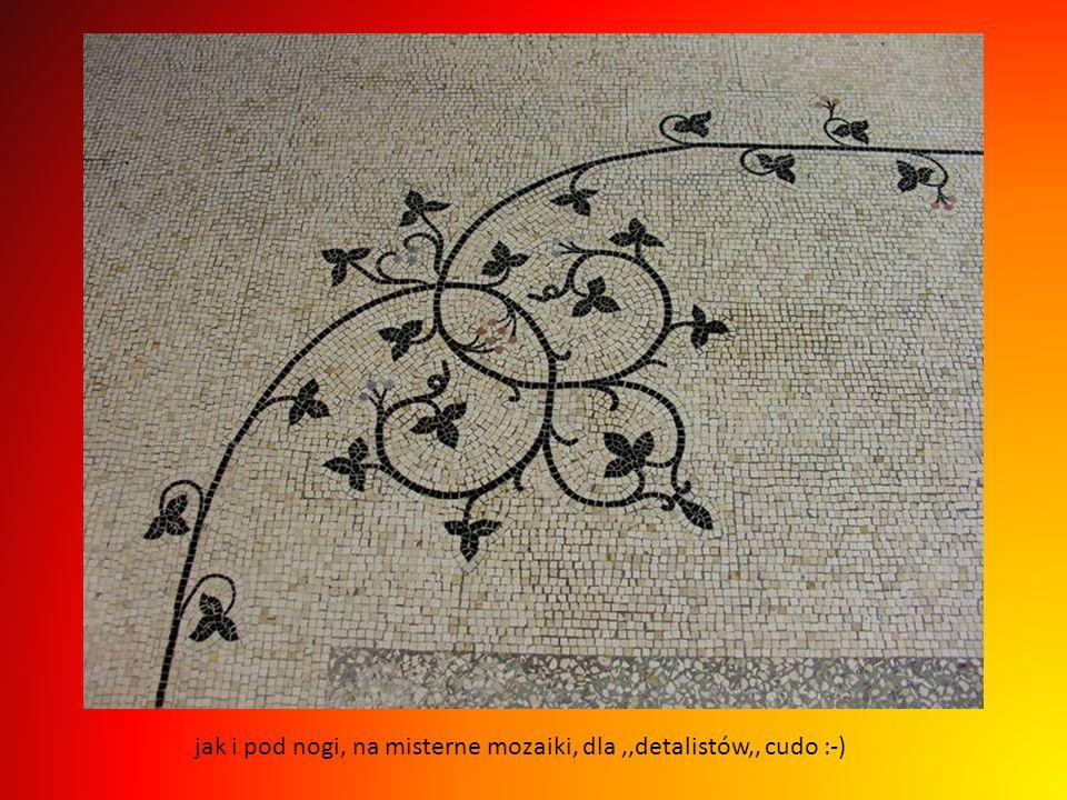 jak i pod nogi, na misterne mozaiki, dla ,,detalistów,, cudo :-)