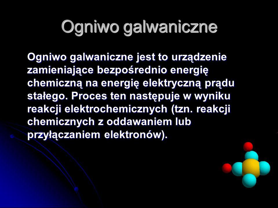 Ogniwo galwaniczne