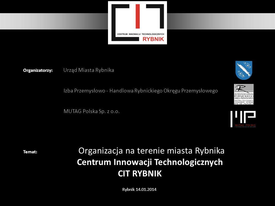 Centrum Innowacji Technologicznych CIT RYBNIK