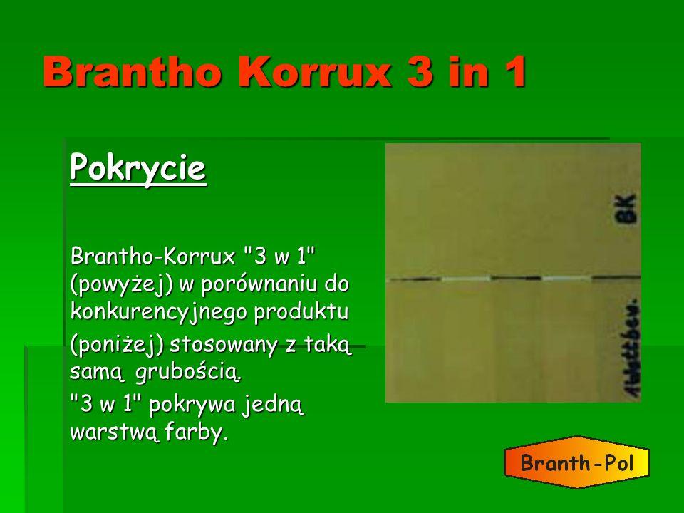 Brantho Korrux 3 in 1 Pokrycie