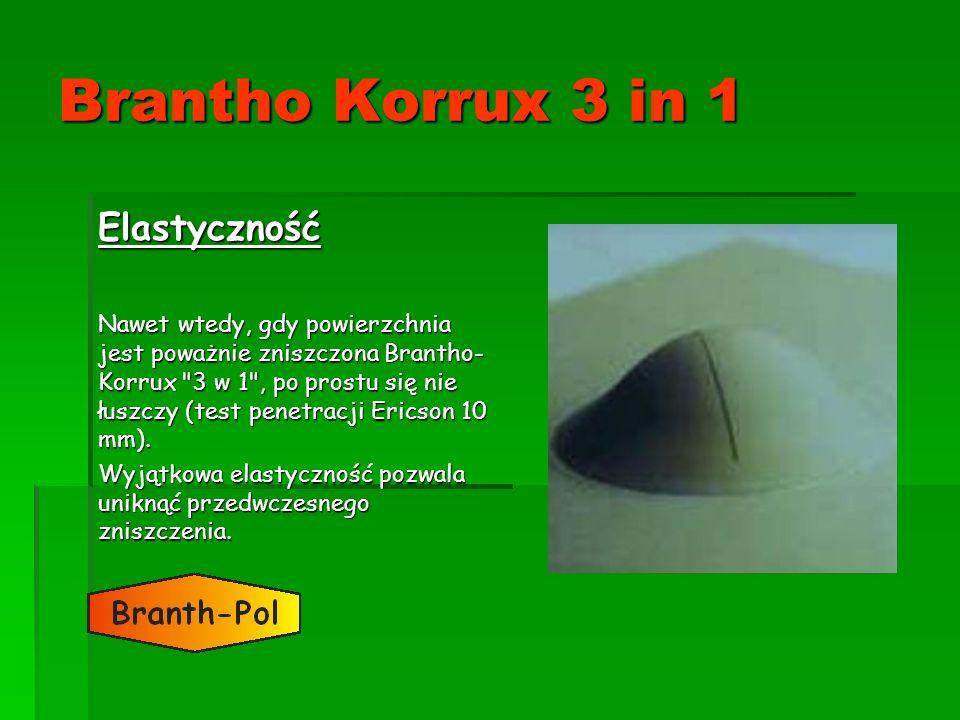 Brantho Korrux 3 in 1 Elastyczność