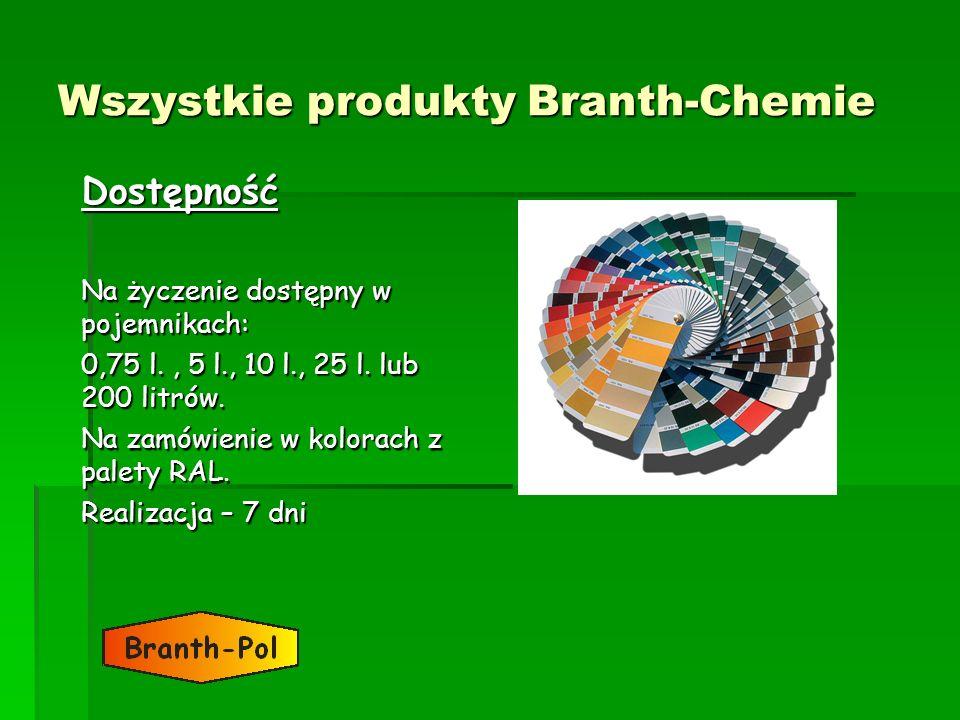 Wszystkie produkty Branth-Chemie