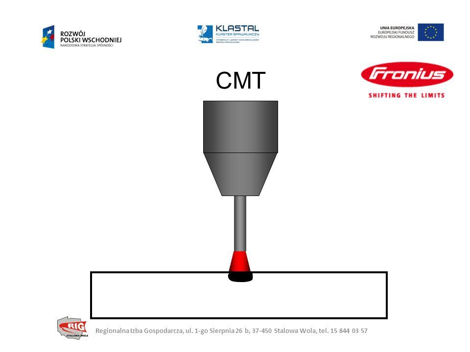 CMT Regionalna Izba Gospodarcza, ul. 1-go Sierpnia 26 b, 37-450 Stalowa Wola, tel. 15 844 03 57
