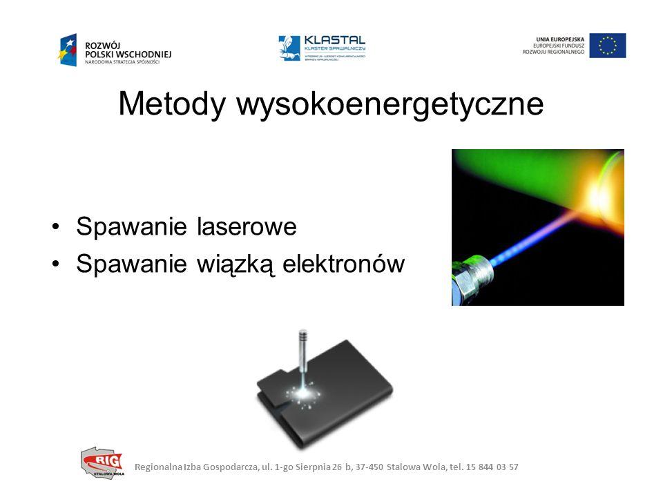 Metody wysokoenergetyczne