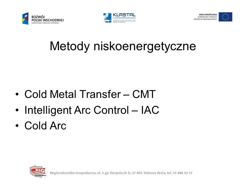 Metody niskoenergetyczne
