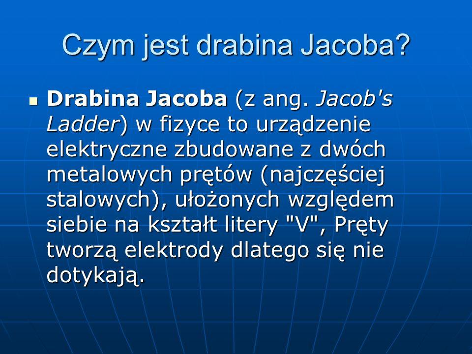 Czym jest drabina Jacoba