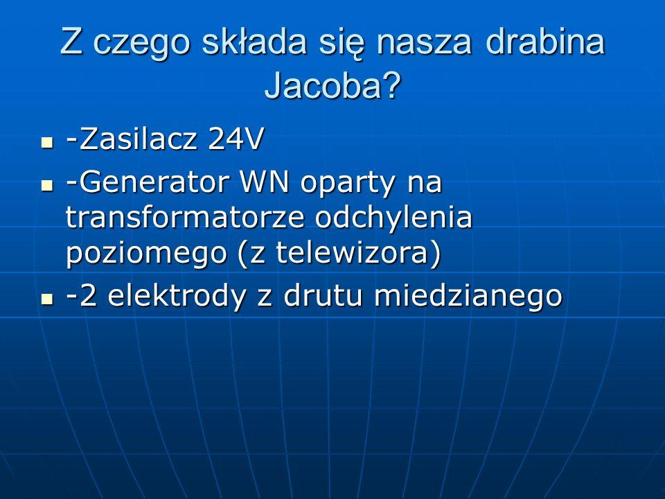 Z czego składa się nasza drabina Jacoba