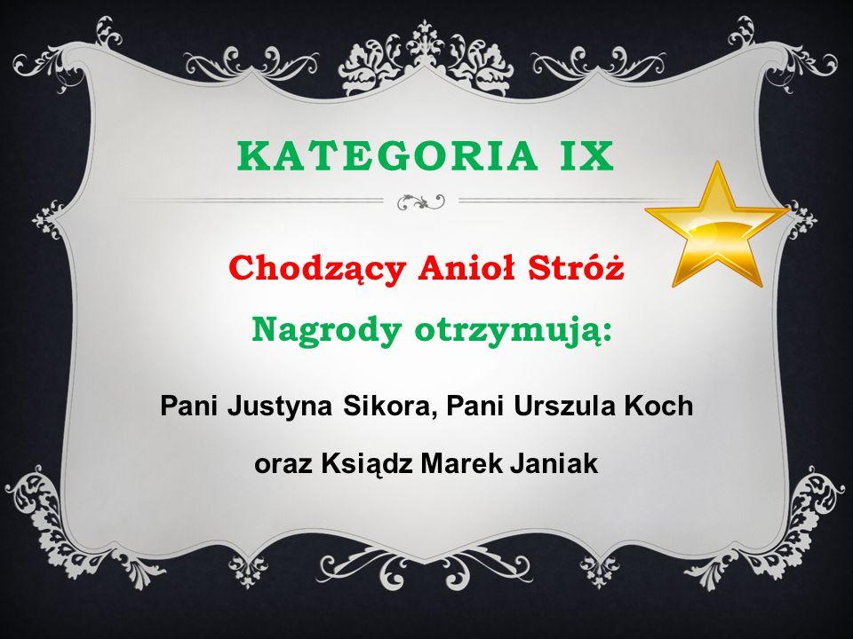 Pani Justyna Sikora, Pani Urszula Koch oraz Ksiądz Marek Janiak