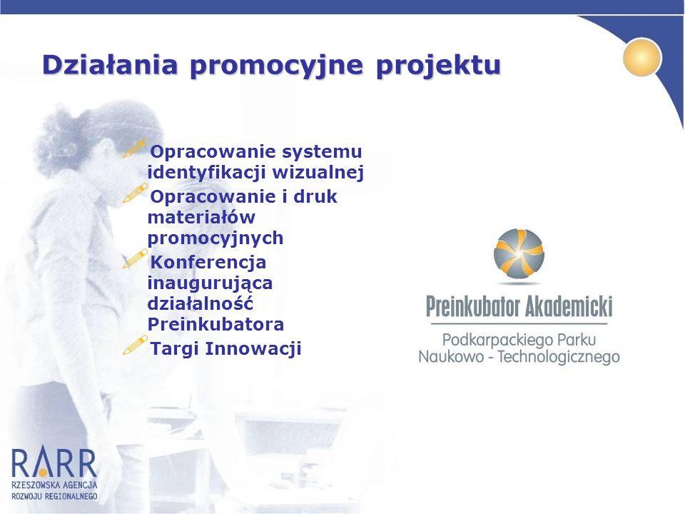 Działania promocyjne projektu
