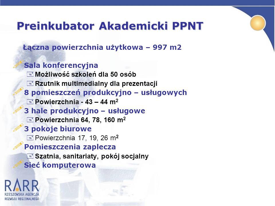 Preinkubator Akademicki PPNT