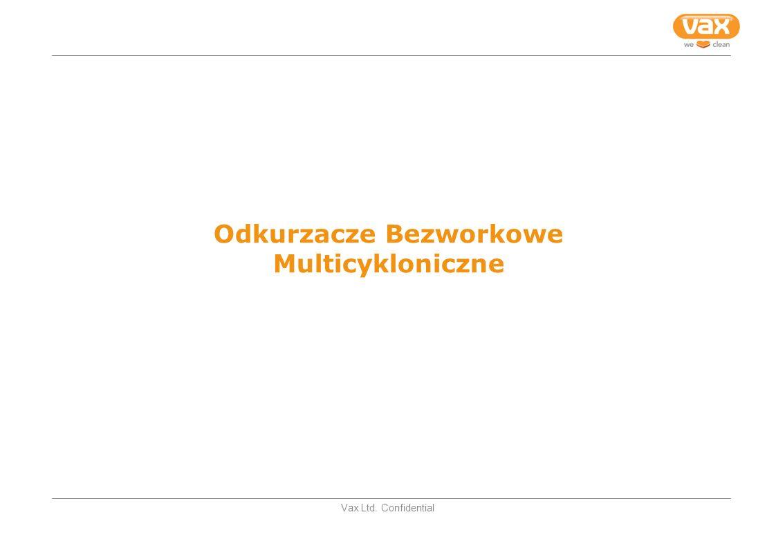 Odkurzacze Bezworkowe Multicykloniczne
