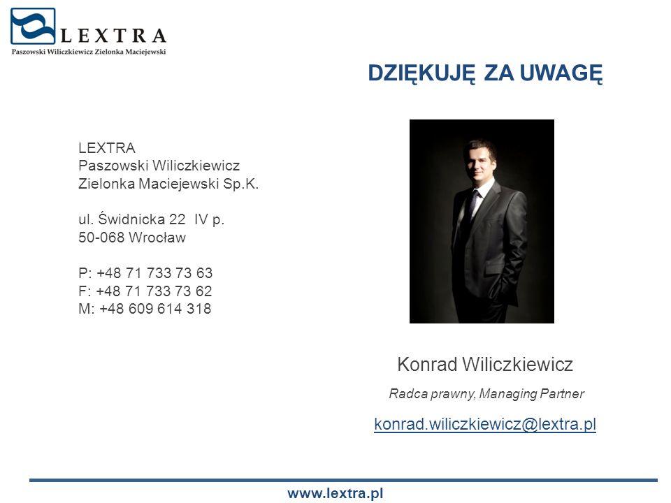Radca prawny, Managing Partner