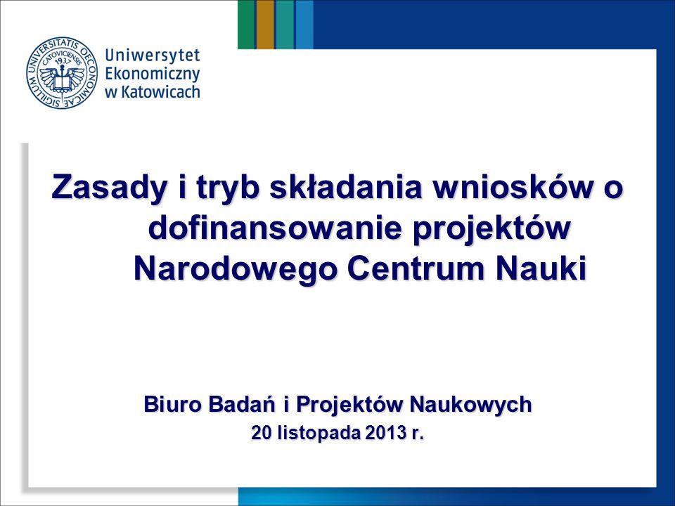 Biuro Badań i Projektów Naukowych