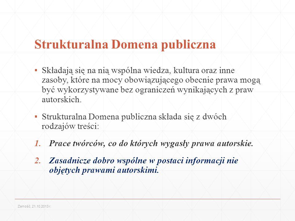 Strukturalna Domena publiczna