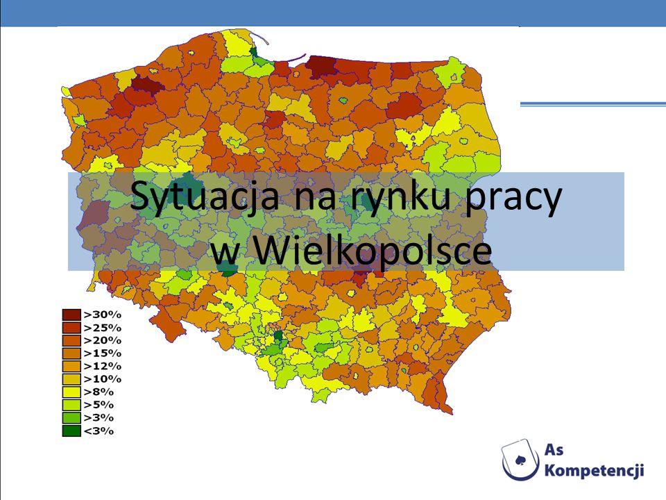 Sytuacja na rynku pracy w Wielkopolsce