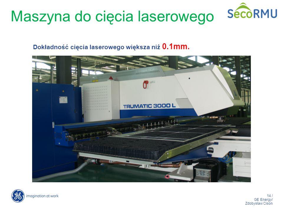 Maszyna do cięcia laserowego