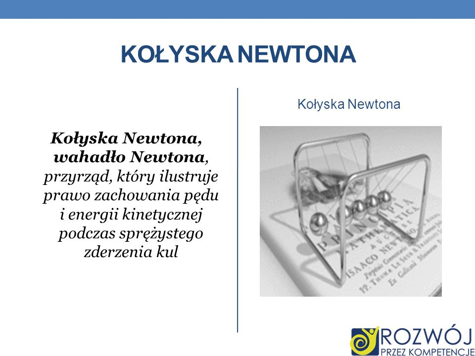 Kołyska Newtona Kołyska Newtona.