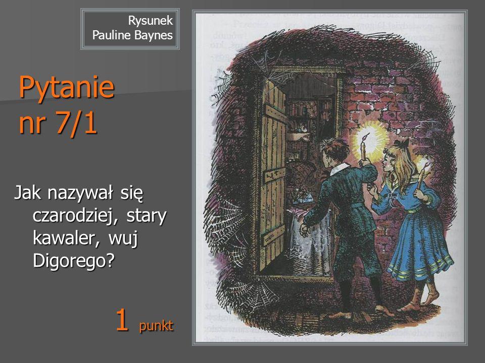 Rysunek Pauline Baynes