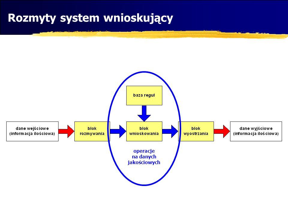 Rozmyty system wnioskujący