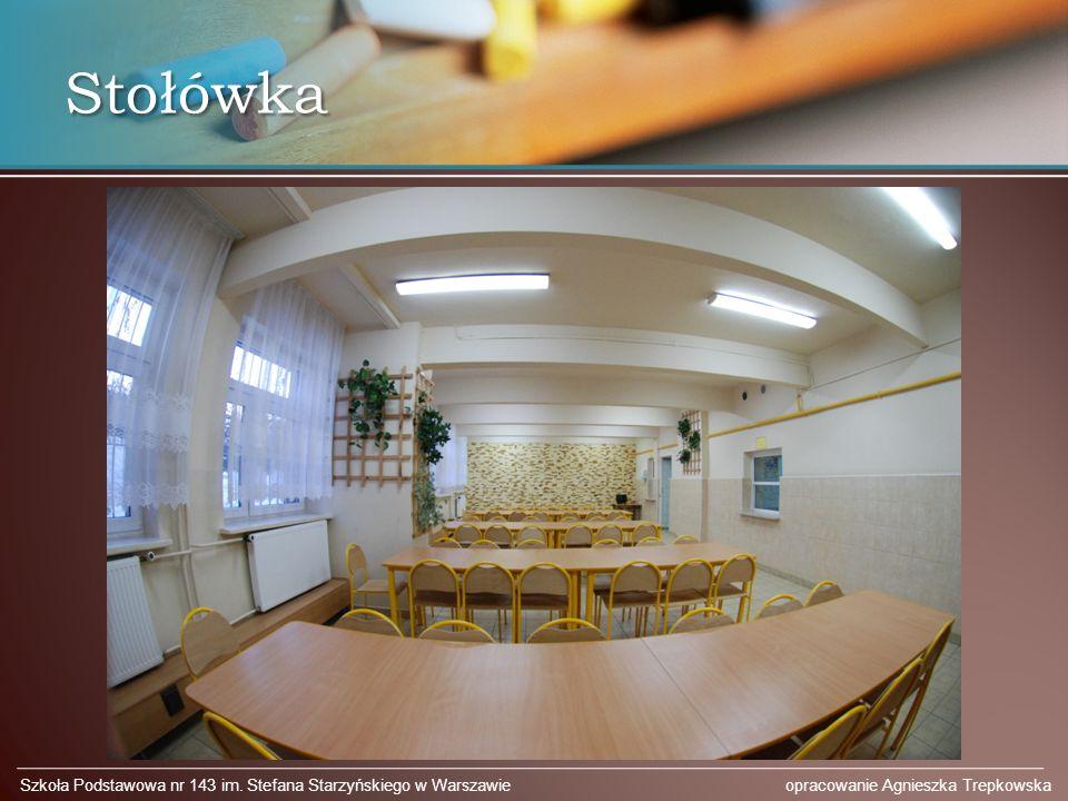 Stołówka Szkoła Podstawowa nr 143 im.
