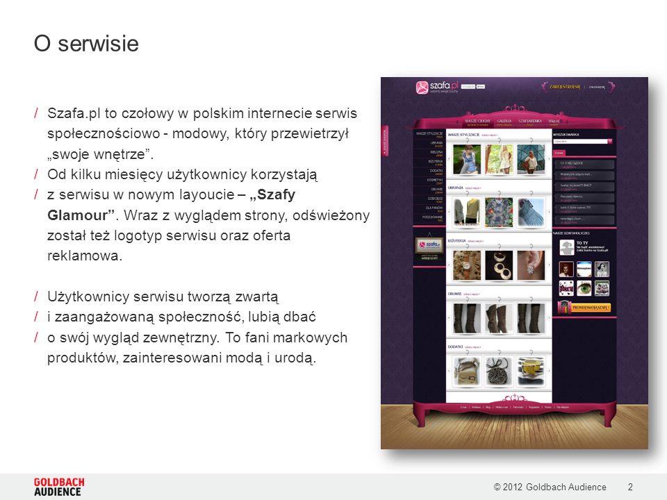"""O serwisie Szafa.pl to czołowy w polskim internecie serwis społecznościowo - modowy, który przewietrzył """"swoje wnętrze ."""
