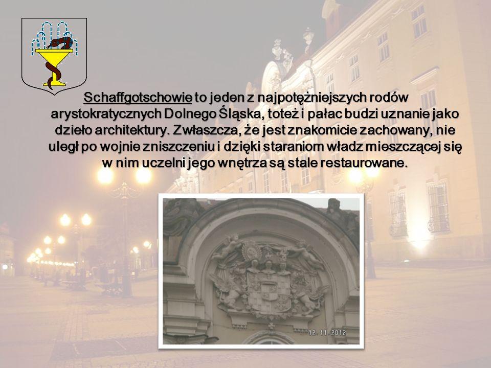 Schaffgotschowie to jeden z najpotężniejszych rodów arystokratycznych Dolnego Śląska, toteż i pałac budzi uznanie jako dzieło architektury.
