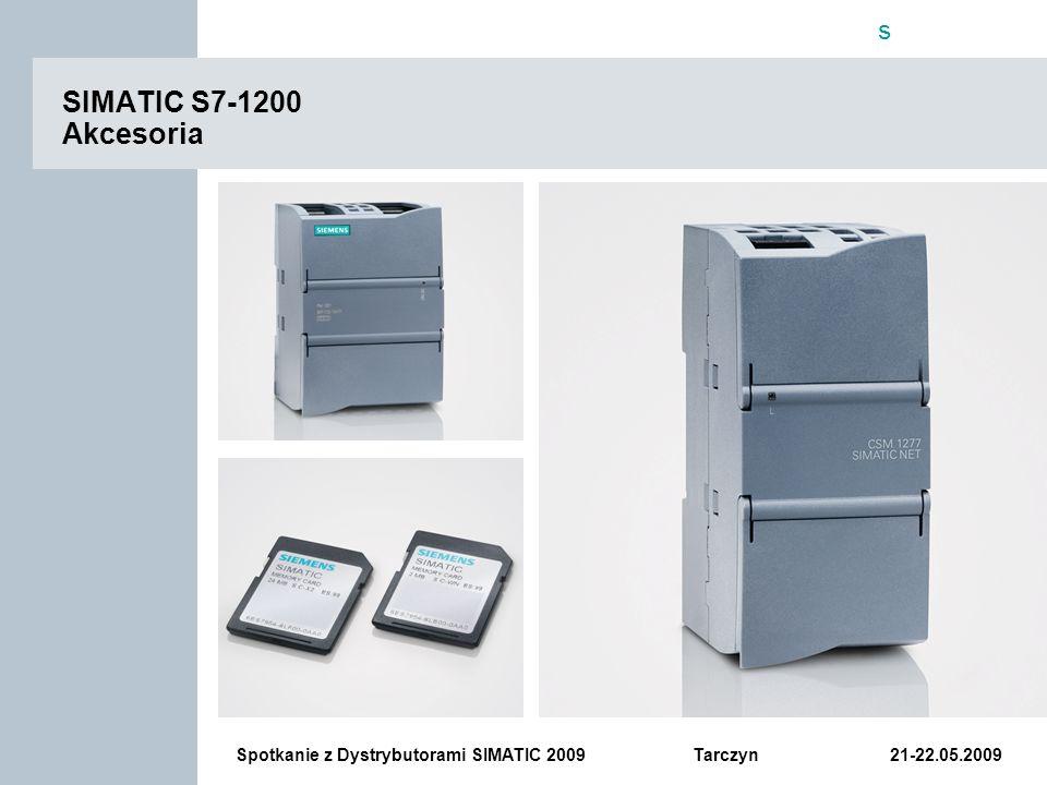 SIMATIC S7-1200 Akcesoria
