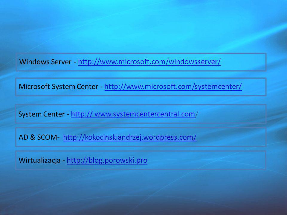 Windows Server - http://www.microsoft.com/windowsserver/
