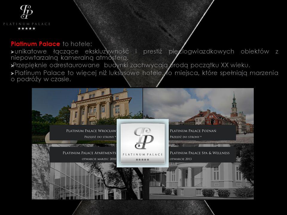 Platinum Palace to hotele: