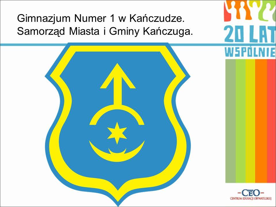 Gimnazjum Numer 1 w Kańczudze.