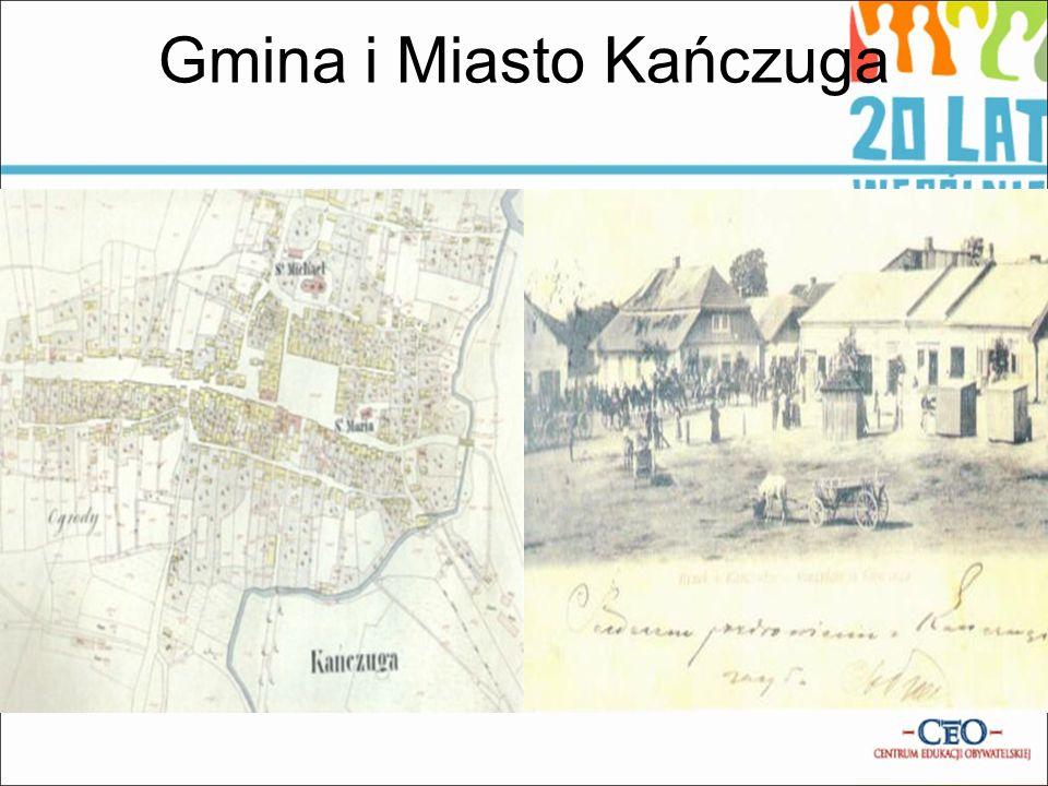 Gmina i Miasto Kańczuga