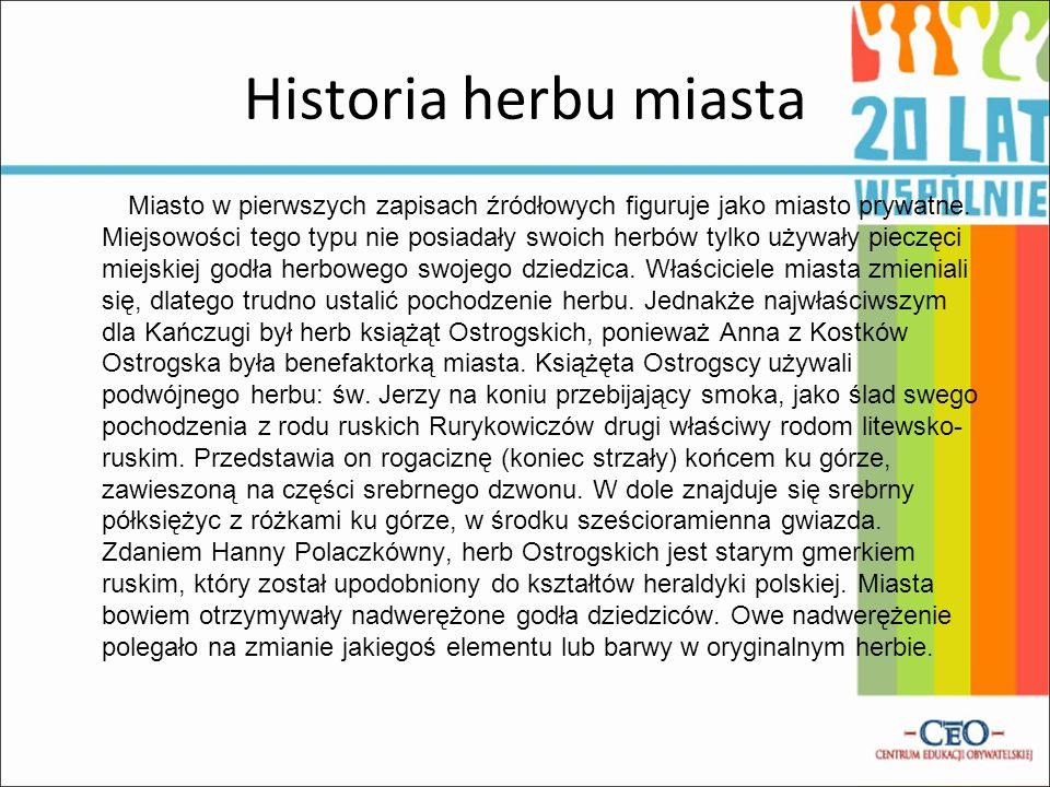 Historia herbu miasta