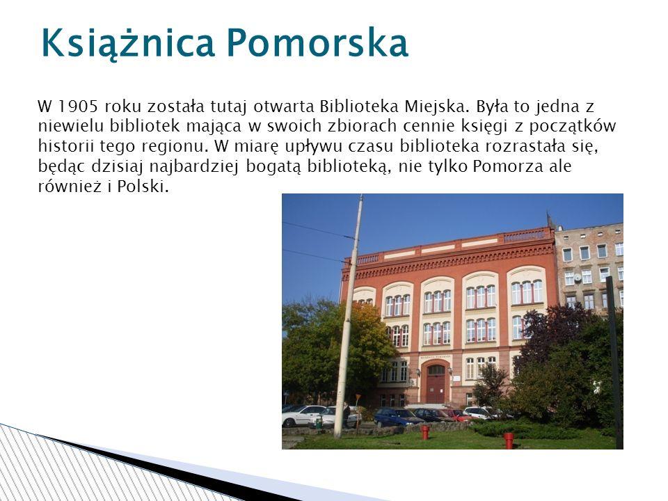 Książnica Pomorska