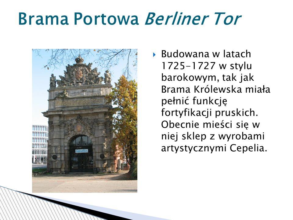 Brama Portowa Berliner Tor