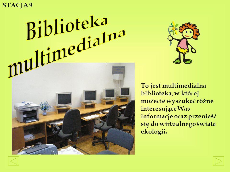 Biblioteka multimedialna